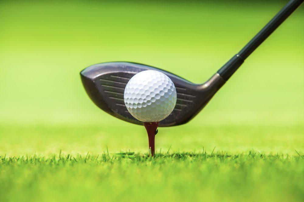 Driving Range Golf Club and Ball