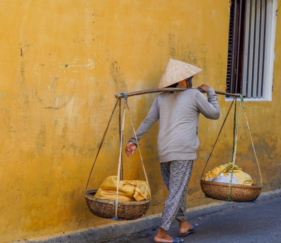 Hoi An Vietnam daily life