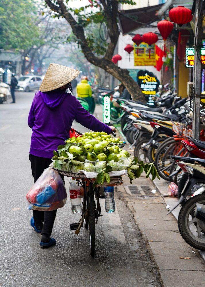 hanoi vietnam daily life