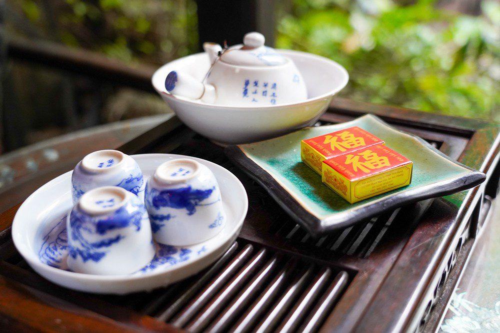 hanoi Vietnam Tea