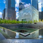 9/11 Memorial Reflection Pool